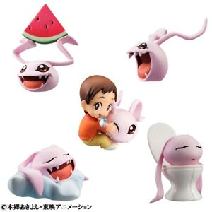 Digimon Adventure Digimon Coro-Colle Bandai Premium Trading Figures Limited