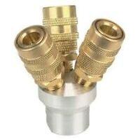 Speedway 3 Way Air Manifold Compressor hose splitter MPN/Model 9364