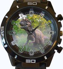 Metriacanthosaurus Dinosaur New Gt Series Sports Unisex Watch