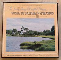 Songs Of Faith & Inspiration Vinyl 3x LP Box Set Longines Symphonette
