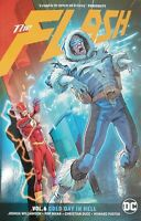 DC COMICS - THE FLASH - COLD DAY IN HELL - Vol. 6 - Paperback