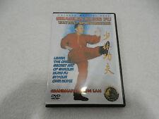 Grandmaster Wing Lam Shaolin Kung Fu Tan Tuy-Springing Leg  DVD
