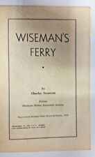 Wiseman's Ferry by Charles Swancott (Paperback, 1979)