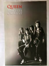 Queen Absolute Greatest England 2009 Poster Print 24 x 36