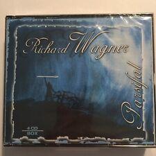 3 CD **WAGNER ** Knappertsbusch ** PARSIFAL  ** Neu *  Mödl, London, Windgassen