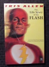 1999 THE LIFE STORY OF THE FLASH by Brian Augustyn & Mark Waid HC Sealed