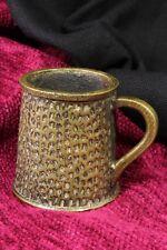 Brass jug Small size jar Miniature. S.XX Jarra de latón. Jarrita de pequeño tama