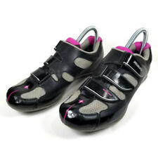 Specialized Spirita RBX Womens Size US 9 Black Pink Road Spin Cycling Shoes