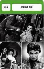 FICHE CINEMA :  JOANNE DRU -  USA (Biographie/Filmographie)