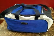 Ralph Lauren Polo Sport Vintage 90s Duffle Bag Carry On Travel Weekend Gym