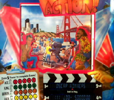 LIGHTS, CAMERA, ACTION PINBALL Complete LED Lighting Kit custom SUPER BRIGHT KIT
