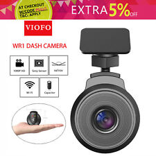 VIOFO WR1 1080P Wifi Car Dash Camera Capacitor Sony IMX323 Sensor Loop Recording