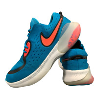 Nike Air Joyride Run Women's Shoes Size Uk 4.5 Blue Running Trainers EUR 37.5