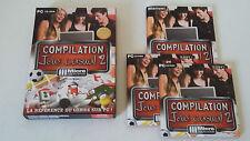 COMPILATION JEUX CASUAL 2 - PC - JEU PC COMPLET