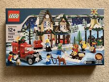 LEGO 10222 Winter Village Post Office Holiday Creator BRAND NEW SEALED