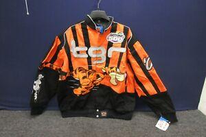 JH Design Jeff Hamilton 3XL Men's Nascar Jacket Button TGR Tigger 06 Daytona 500