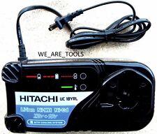 New Genuine Hitachi Uc18Yrl 18V Battery Charger 4 Ebm1830 Ebm1815 18 Volt Li-Ion