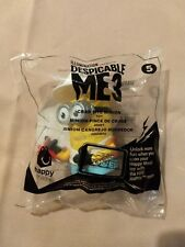 NEW 2017 McDonald's Despicable Me 3 #5 Crab Bite Minion McDonalds Happy Meal Toy