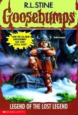Legend of the Lost Legend (Goosebumps #47) by Stine, R. L.