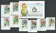 A0012 1974 GRENADA GRENADINES FOOTBALL WORLD CUP MUNICH MICHEL 28 EU BL+SET MNH