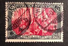 Cats Used Single German & Colonies Stamps