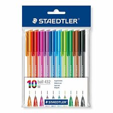 43235MPB10 Ballpoint pens - FAST & FREE DELIVERY