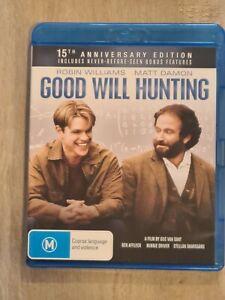 Good Will Hunting - Blu-Ray Region B - FAST POST