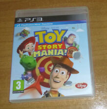 Jeu playstation 3 PS3 - Toy story mania (Woody / Buzz l'eclair / Jessie / Rex)