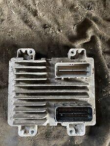 USED GM ENGINE COMPUTER ECU ECM 2013 Isuzu NPR Gas Engine, 6.0L