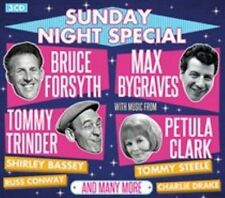 Sunday Night Special Various Artists Triple CD 75 Track 3cd Set Featuring Bruce