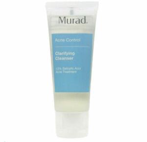 Murad Acne Control Clarifying Cleanser 1.5% Salicylic Acid Acne Treatment 1.5oz