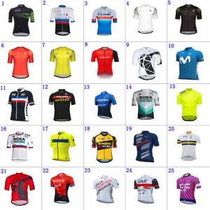 2021 new mens cycling Short Sleeve jerseys bicycle jersey cycling jerseys