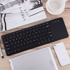 2.4G Wireless Keyboard With Touchpad Office Keyboard For IOS Windows PC Tablet