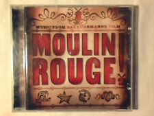 COLONNA SONORA Moulin rouge cd DAVID BOWIE FATBOY SLIM U2 COME NUOVO LIKE NEW!!!