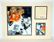 WAYNE GRETZKY LIMITED EDITION 11X14 MATTED KRSI ORIGINAL ART NUMBERED PRINT