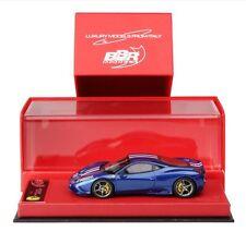 BBR 1:43 ferrari 458 Speciale Blue
