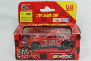Racing Champions 1:64 Scale MICHAEL WALTRIP 1996 Ford Thunderbird CITGO #21