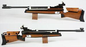 RARE Anschutz Super Air 2002 10-Meter Match Air Rifle, Near-Mint Collector Cond.