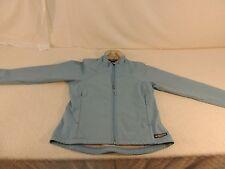 REI Light Jacket Women's Small Recreational Equipment Inc. Baby Blue 50725