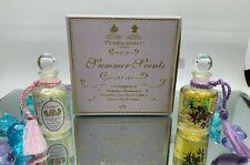 Penhaligon Summer Scents Eau De Toilette SET - Elizabethan Rose & Ellenisia 1 OZ