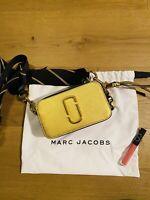Marc Jacobs Snapshot Bag .Gold Multi Color, Camera Tasche . Neu