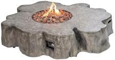 ACTIVA Gas Feuerstelle Gasfeuerstelle Hot Springs Terrasse Garten Kamin Outdoor