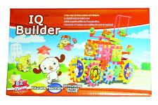 IQ Builder Spielzeug Set-Verriegelung Lernen Blöcke