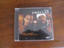 The Dwellas The Last Shall Be First CD Hip Hop Rap Pharoahe Monch Cella Dwellas
