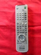 Sony Giga Pocket PC TV/Text/DVD/Video Remote Control Model: RM-GP4U (R) Ex/Con