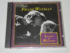 Franz Waxman/Legends of Hollywood Vol. 1 (Varese Sarabande vsd-5242) CD Album