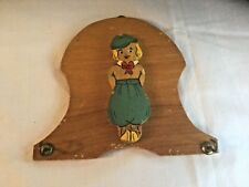 Image result for wood oval lacquer Dutch boy figure on wood