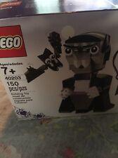 LEGO 40203 halloween VAMPIRE AND BAT sealed SET 150 pcs DRACULA New