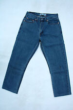 LEVIS 505 VINTAGE JEANS DENIM BLUE 80s RED TAB STRAIGHT REGULAR FIT W32 L29 LOOK