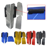 For Honda Forza 300 250 CNC Motorcycle Footrest Footboard Footpads Pedal Plate